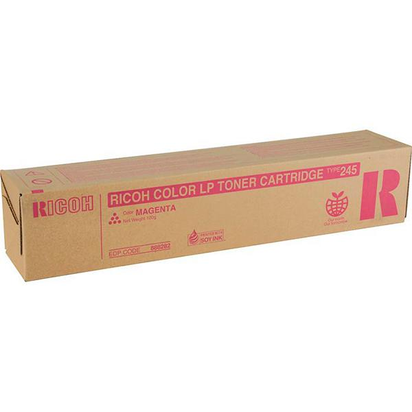 Тонер-картридж RICOH type 245 M пурпурный (888282)