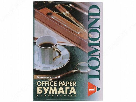 Офисная белая бумага Lomond класс «B»