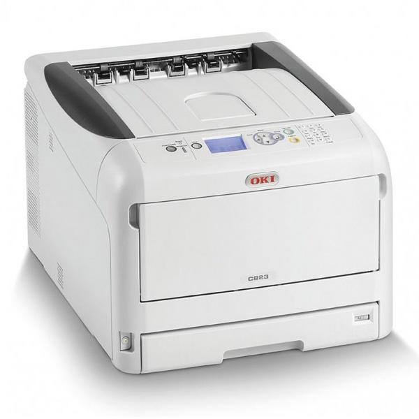 Принтер OKI C823DN (46550702)
