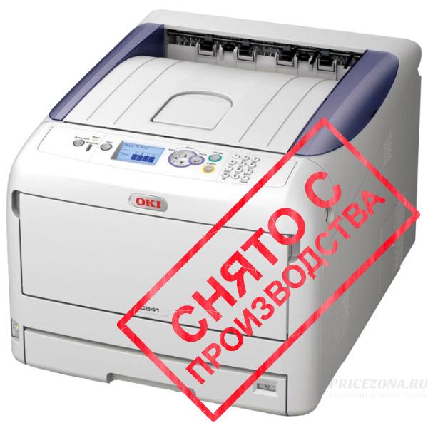 Принтер OKI C841DN (01318902)