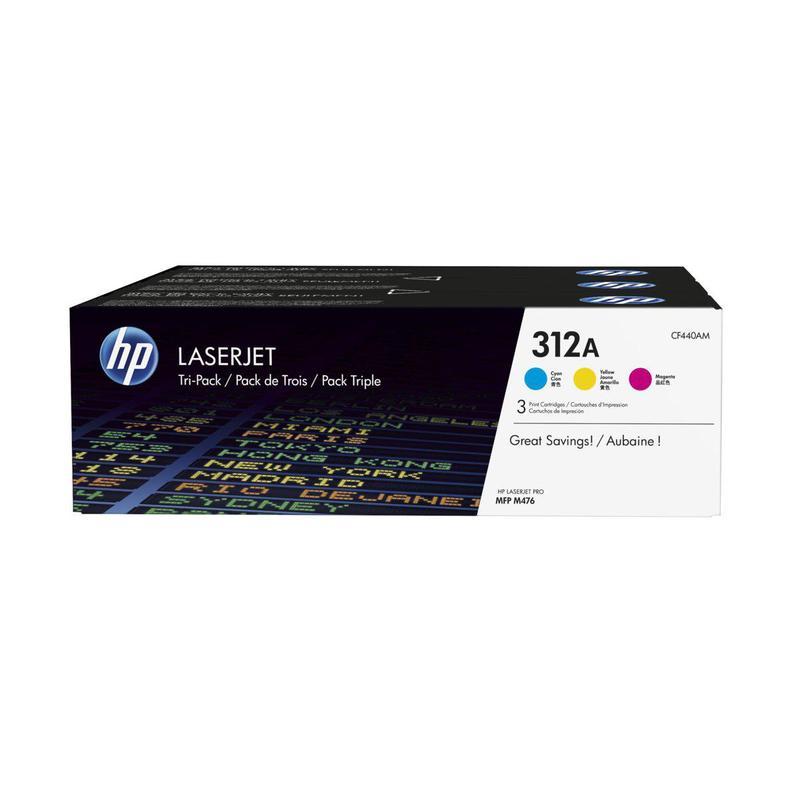 Тонер-картридж HP 312A (CF383A) пурпурный