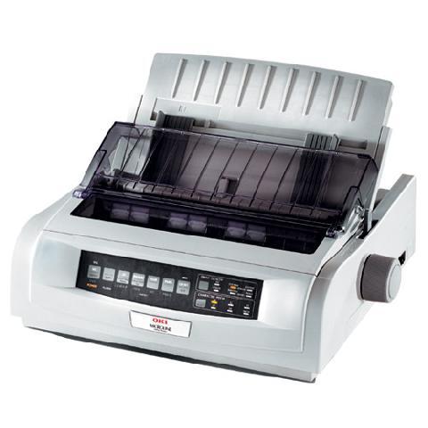 Матричный принтер OKI ML5521 eco (01308701)