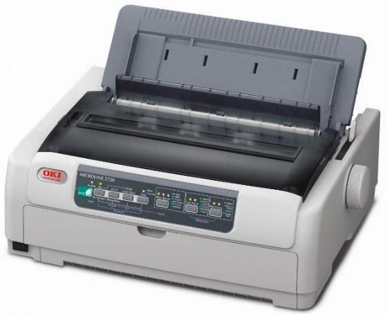 Матричный принтер OKI ML5720 eco (44209905)