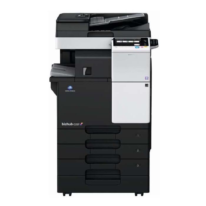 копир-принтер-сканер KONICA MINOLTA bizhub C227 (A798021-A7YPWY1)