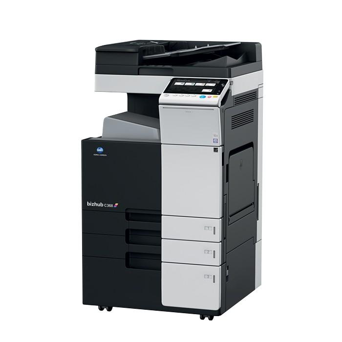 копир-принтер-сканер KONICA MINOLTA bizhub C368 (A7PU021)