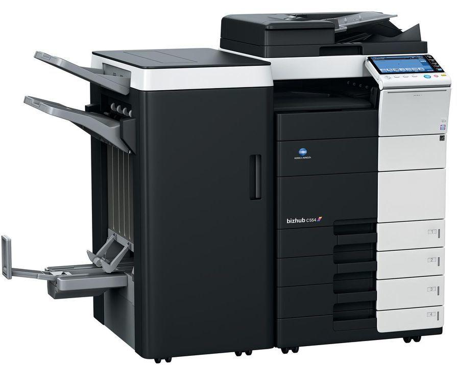 копир-принтер-сканер KONICA MINOLTA bizhub C554e (A5AY021)