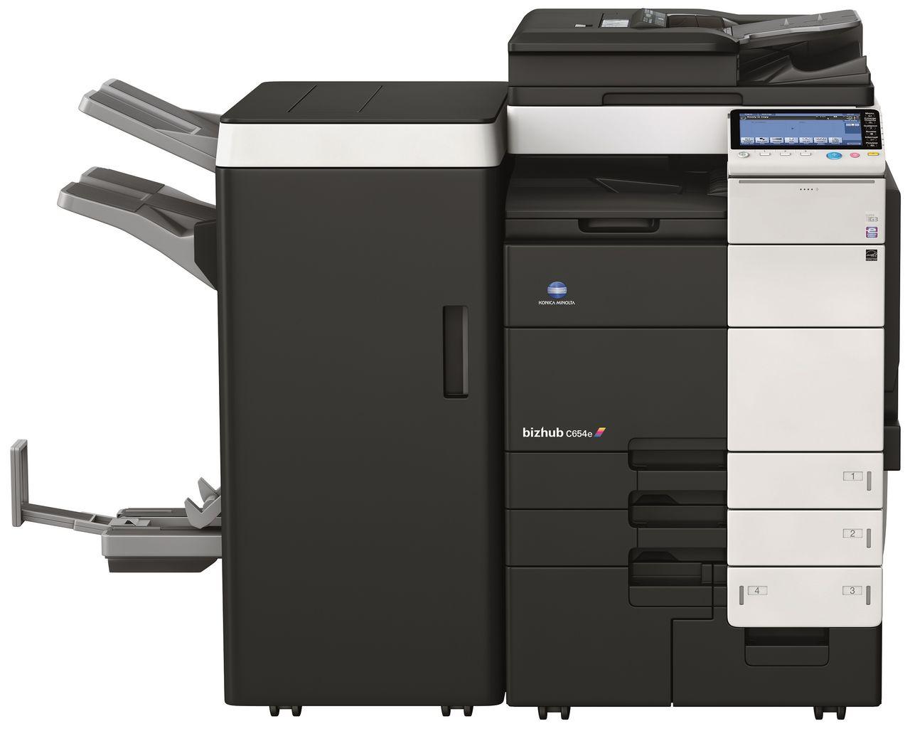 копир-принтер-сканер KONICA MINOLTA bizhub C654e (A2X1027)