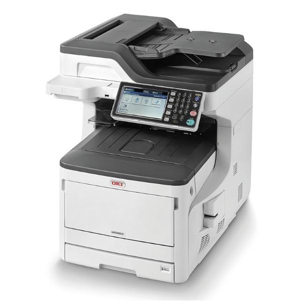копир-принтер-сканер-факс OKI MC853DN (45850404)
