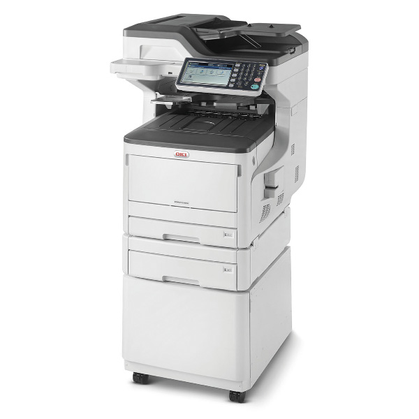копир-принтер-сканер-факс OKI MC853DNCT (45850601)