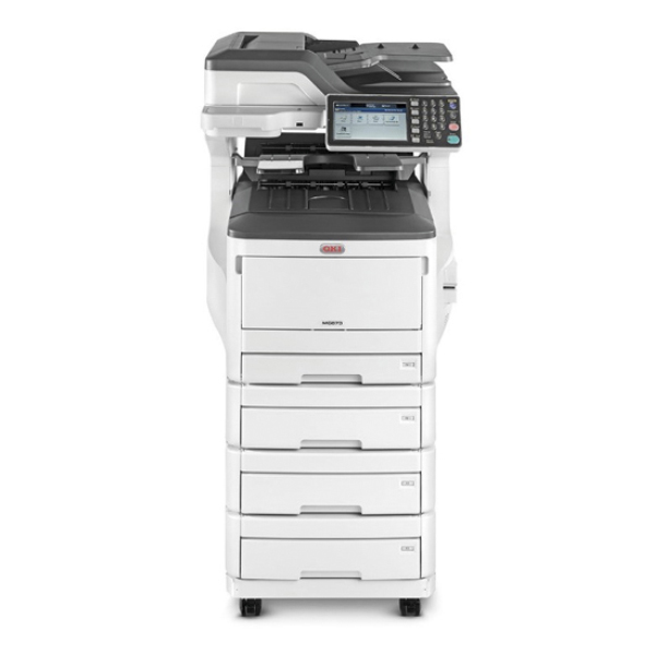 копир-принтер-сканер-факс OKI MC853DNV (45850602)