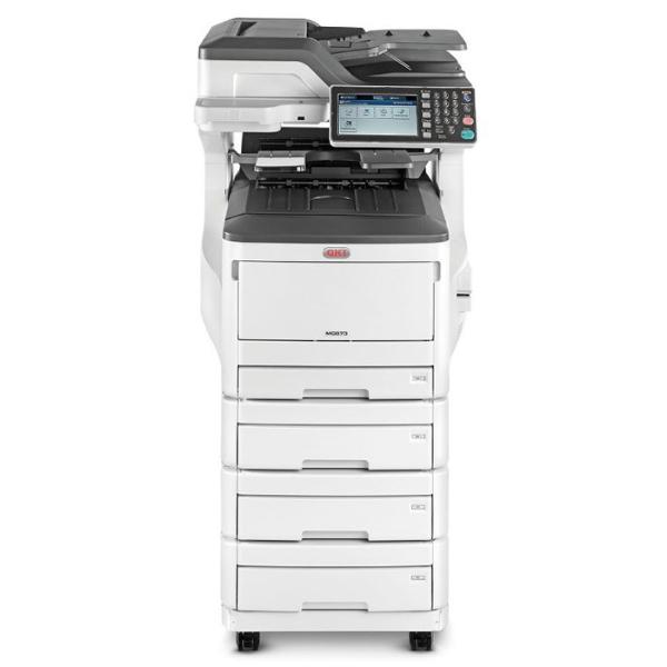 копир-принтер-сканер-факс OKI MC873DNV (45850622)