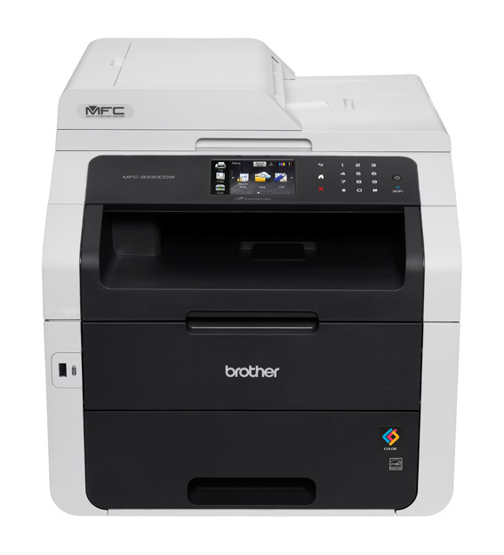 МФУ лазерное Brother MFC-L5750DW принтер/сканер/копир/факс A4 40стр/мин дуплекс DADF 256Мб USB LAN WiFi