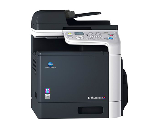 копир-принтер-сканер KONICA MINOLTA bizhub C3110 (A6DT021)