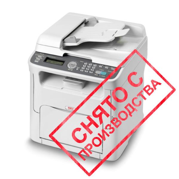 копир-принтер-сканер OKI MC160N (44292403)