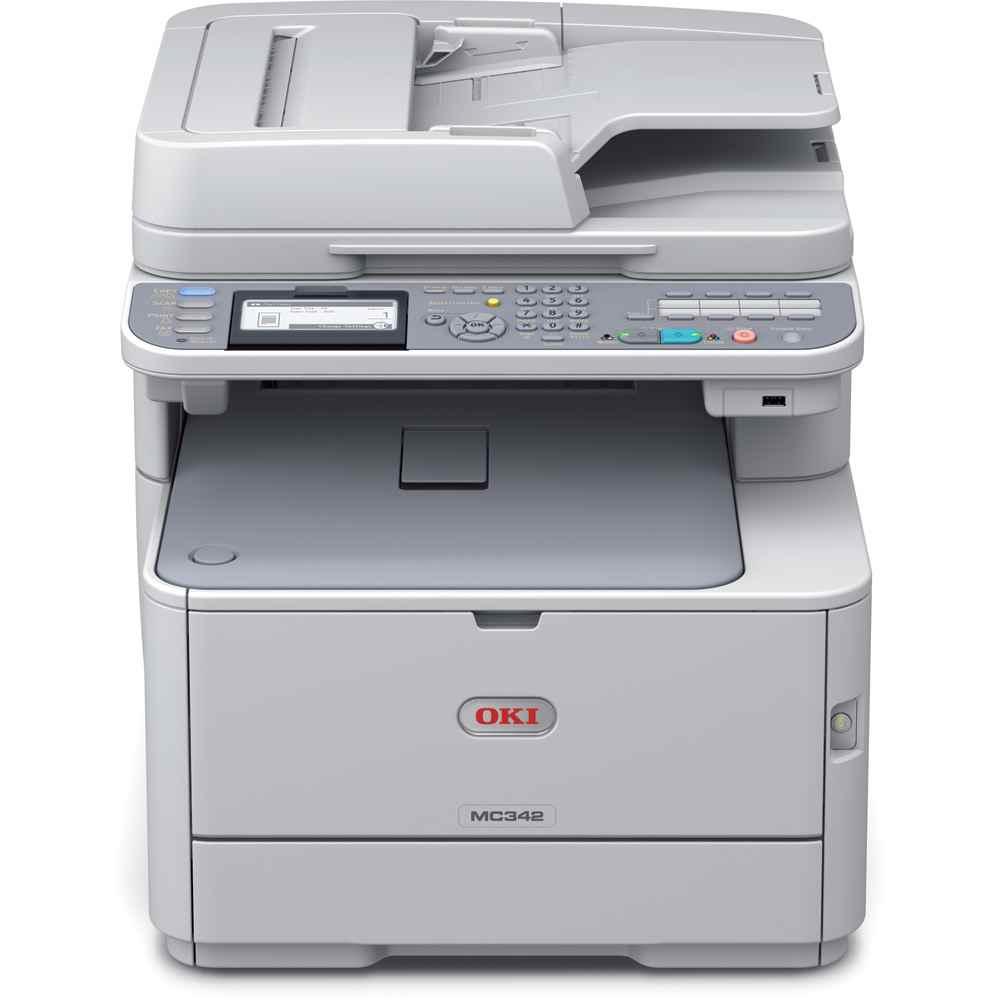 копир-принтер-сканер-факс OKI MC342DN (44952134)