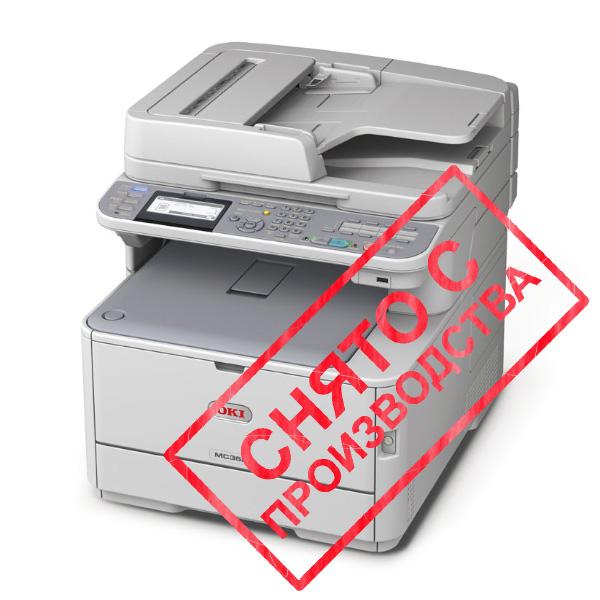 копир-принтер-сканер-факс OKI MC362DN (44952104)