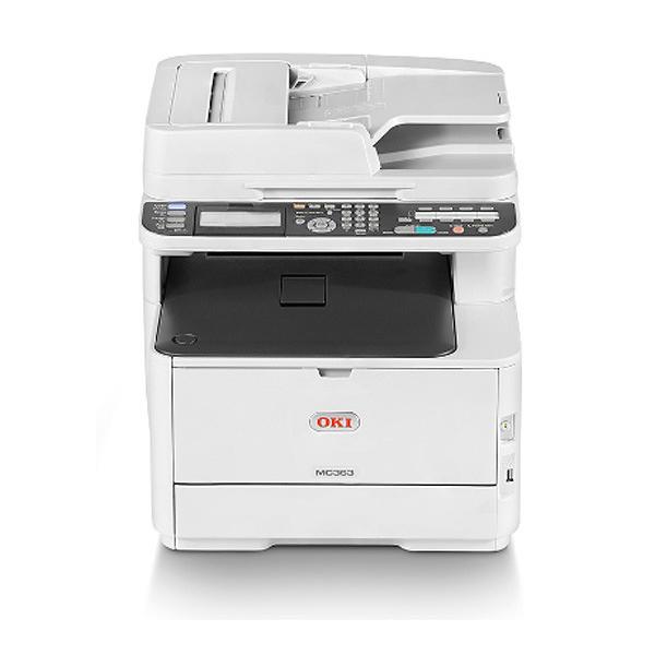 копир-принтер-сканер-факс OKI MC363DN (46403502)