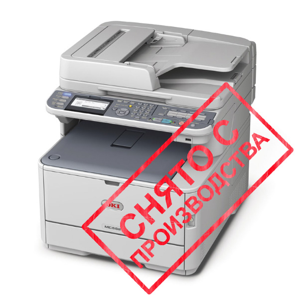 копир-принтер-сканер OKI MC562DNW (Wi-Fi) (44952244)