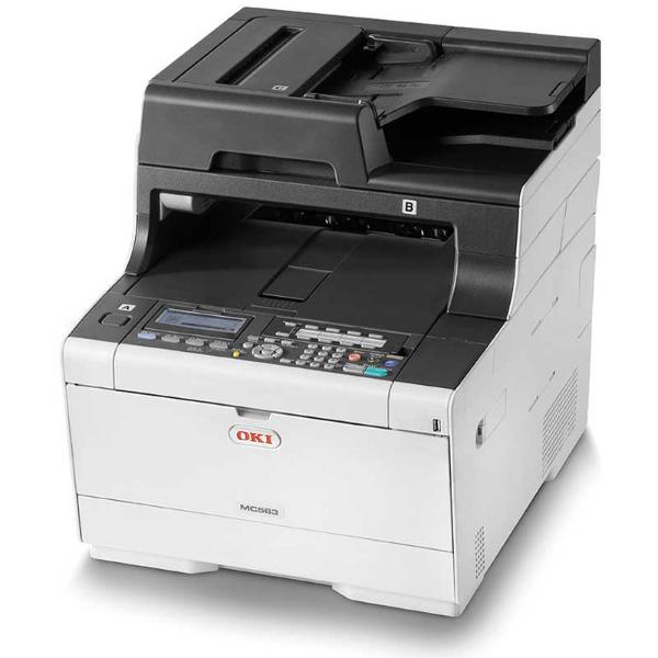 копир-принтер-сканер-факс OKI MC563DN (46357132)