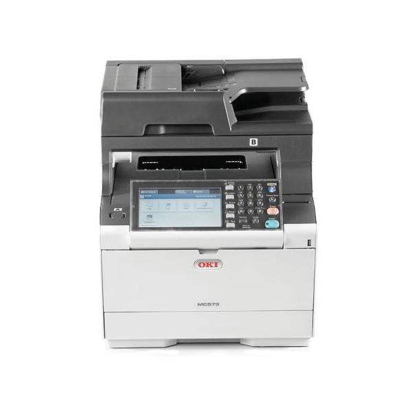 копир-принтер-сканер-факс OKI MC573DN (46357102)