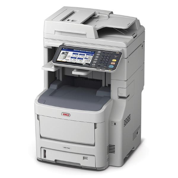копир-принтер-сканер-факс OKI MC780DFNFAX (45377014)
