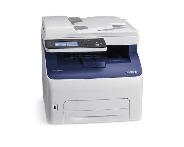 копир-принтер-сканер-факс Xerox WorkCentre 6027NI (Wi-Fi) (6027V_NI)