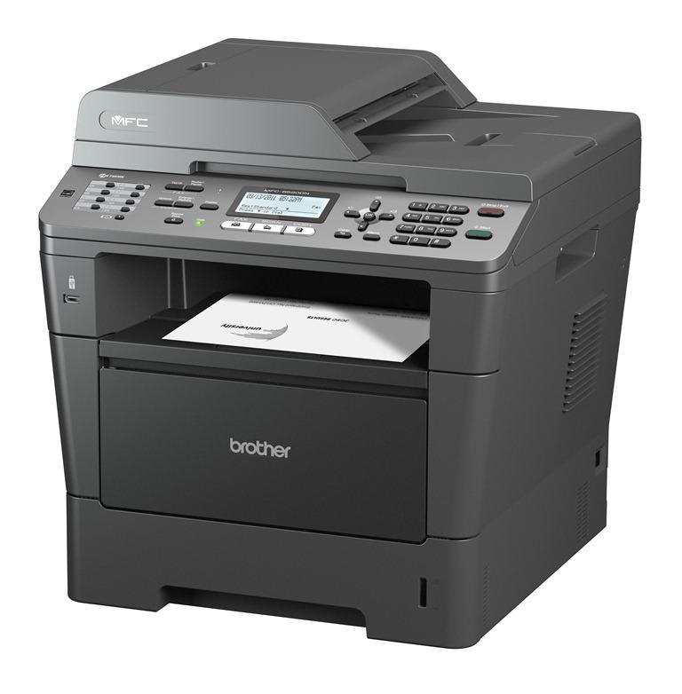 копир-принтер-сканер-факс Brother MFC-8520DN