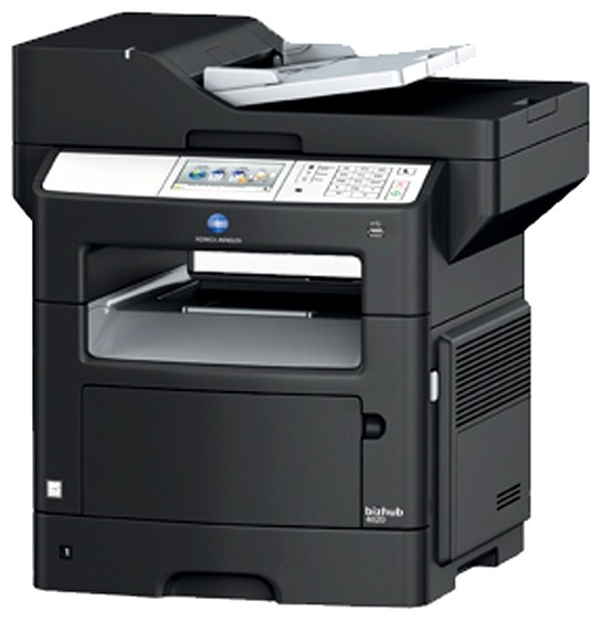 копир-принтер-сканер-факс KONICA MINOLTA bizhub 4020 (A6WD021)