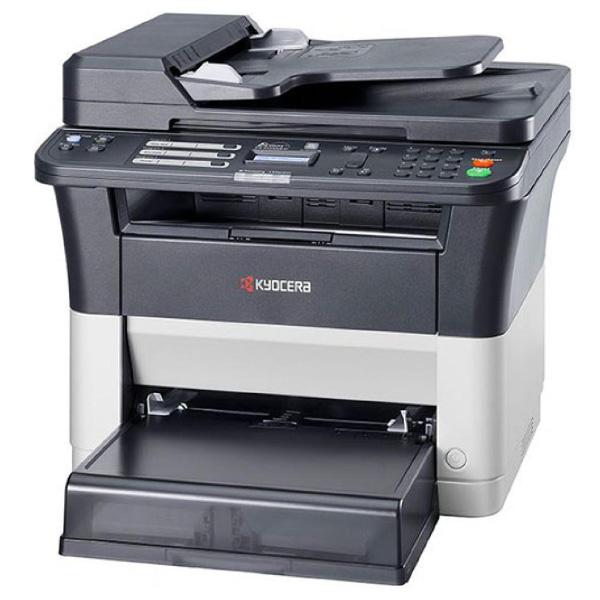 копир-принтер-сканер-факс Kyocera FS-1125MFP (1102M73RU0) только с TK-1120