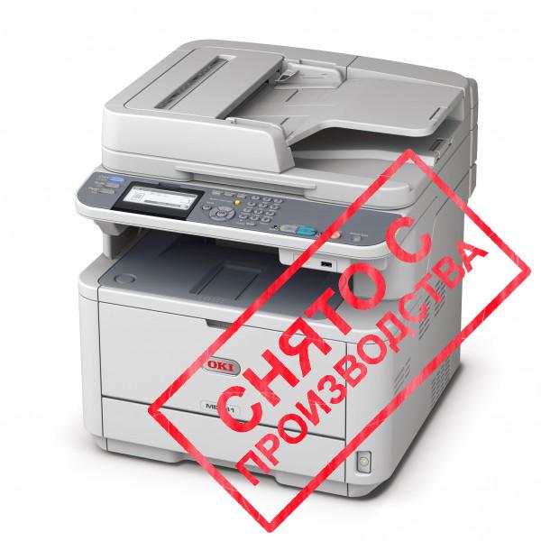 копир-принтер-сканер OKI MB441DN (44871034)