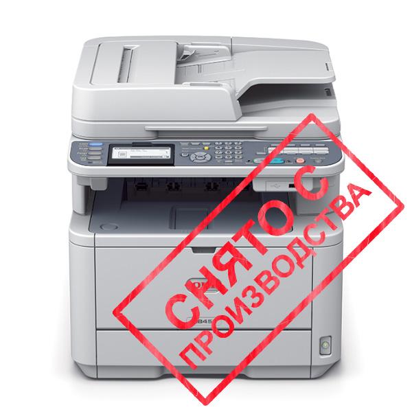 копир-принтер-сканер-факс OKI MB451DNW (Wi-Fi) (44871234)