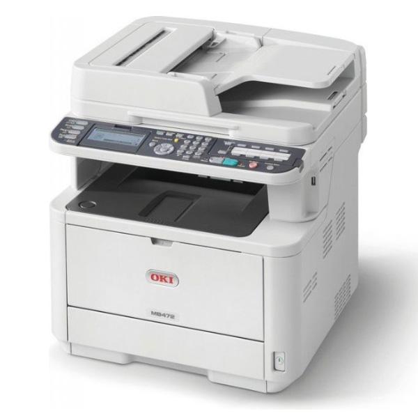 копир-принтер-сканер-факс OKI MB472DNW (Wi-Fi) (45762102)
