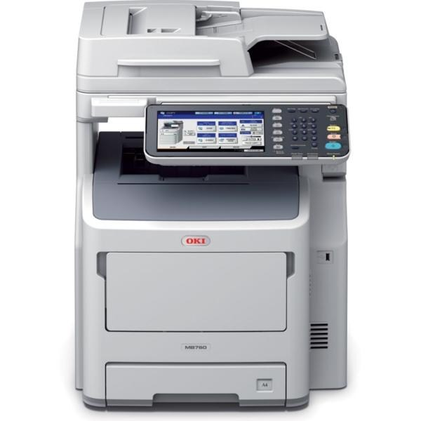 копир-принтер-сканер-факс OKI MB760DNFAX (45387104)