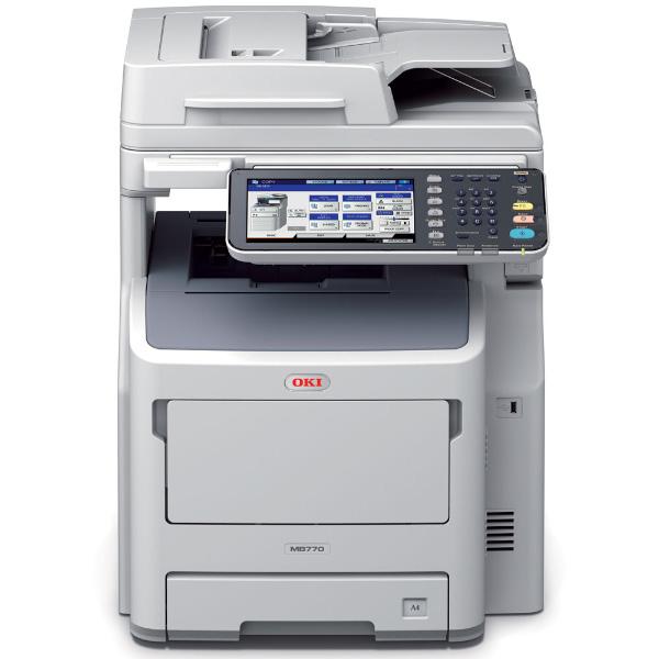 копир-принтер-сканер-факс OKI MB770DNFAX (45387304)