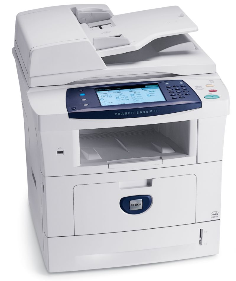 копир-принтер-сканер-факс Xerox Phaser 3635 MFP/X