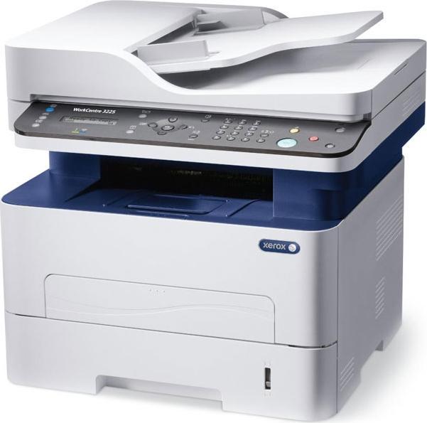 копир-принтер-сканер-факс Xerox WorkCentre 3225DNI (Wi-Fi) (3225V_DNIY)