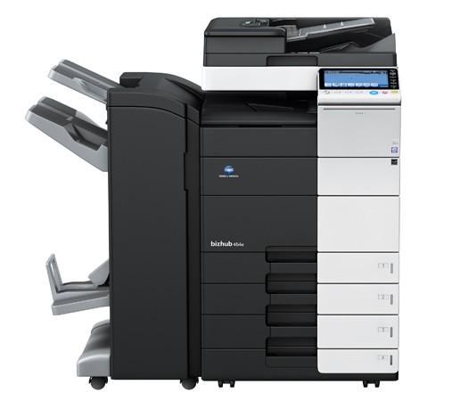 копир-принтер-сканер KONICA MINOLTA bizhub 454e (A61E021)