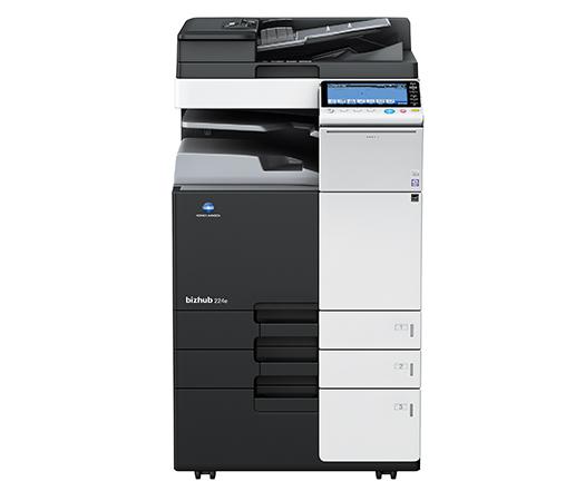 копир-принтер-сканер KONICA MINOLTA bizhub 224e