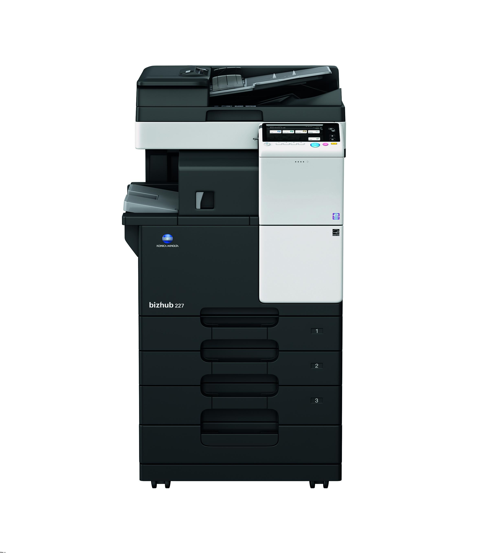 копир-принтер-сканер KONICA MINOLTA bizhub 227 (A7AK021)