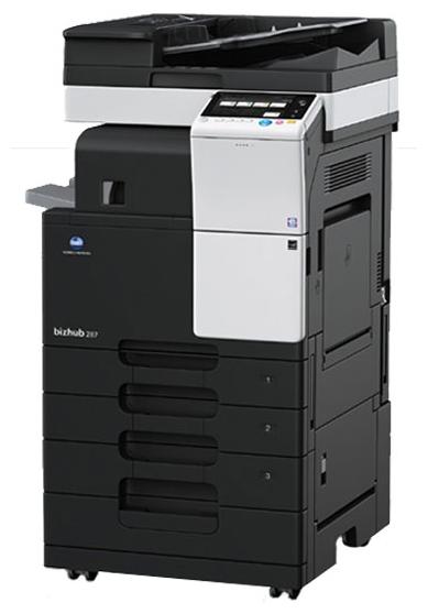 копир-принтер-сканер KONICA MINOLTA bizhub 287 (A7AH021)