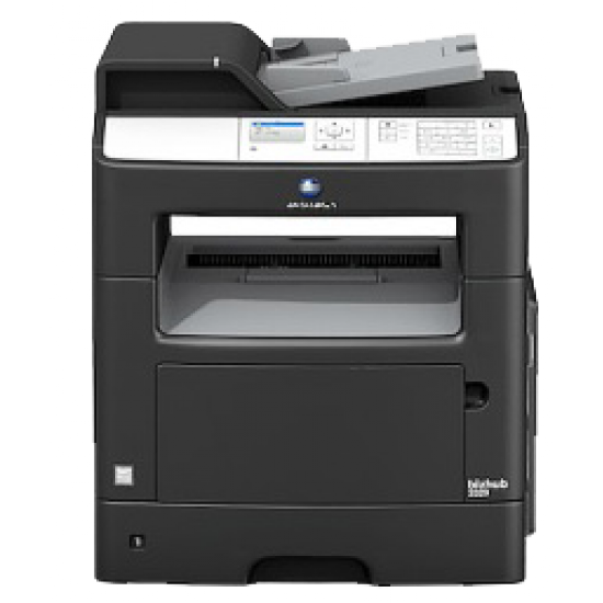 копир-принтер-сканер-факс KONICA MINOLTA bizhub 3320 (A6WP021)
