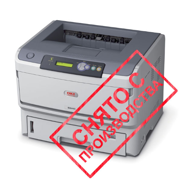 Принтер OKI B840N (44676004)