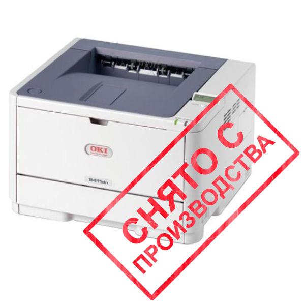 Принтер OKI B411DN (44983625)