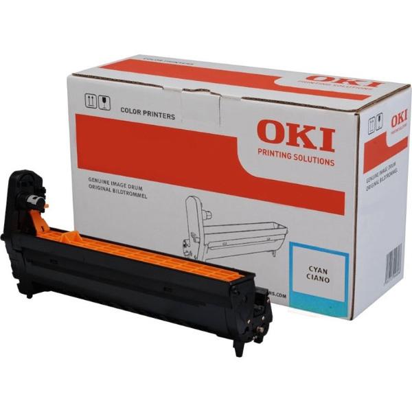 Картридж-фотобарабан для OKI C532, C542, MC563, MC573 голубой (46484107)