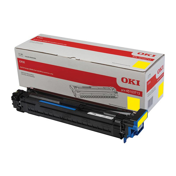 Картридж-фотобарабан для OKI C911, C931 желтый (45103713)