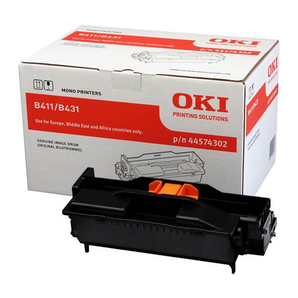 Картридж-фотобарабан для OKI B412, B432, MB472, MB492 (44574302)