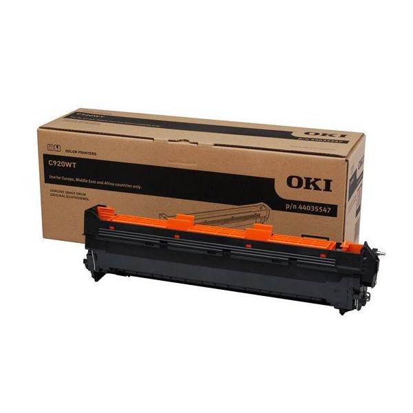 Картридж-фотобарабан для OKI C920WT белый (44035547)