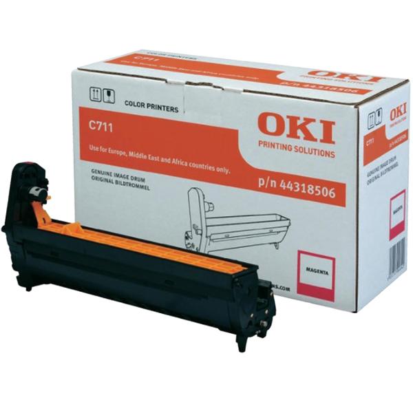 Картридж-фотобарабан для OKI C711 пурпурный (44318506)
