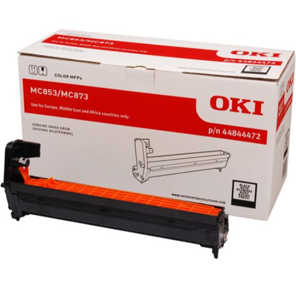 Картридж-фотобарабан для OKI MC853, MC873 черный (44844472)