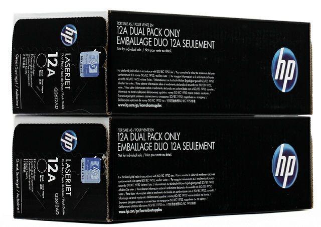 Принт-картридж HP 12A (Q2612AD)
